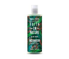 Faith in Nature Aloe Vera  - Přírodní sprchový gel 400ml