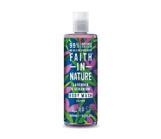Faith in Nature Levandule  - Přírodní sprchový gel 400ml