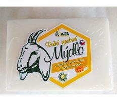 Farma Koza - Mýdlo s medem a kozím mlékem 120g