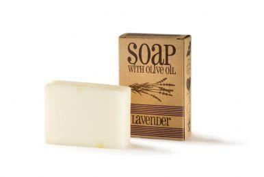 Sapunoteka Soap Lavender 75g - Levandulové mýdlo
