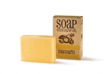 Sapunoteka Soap Mandarin 75g - Mandarinkové mýdlo