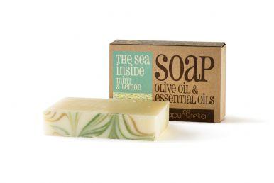 Sapunoteka Soap Sea Inside 100g - Život je moře