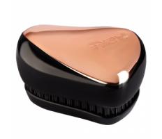 Tangle Teezer Compact Styler Rose Gold Black - Kartáč na vlasy