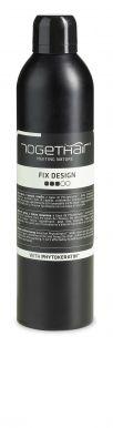 Togethair Fix Design 400ml - středně fixační lak